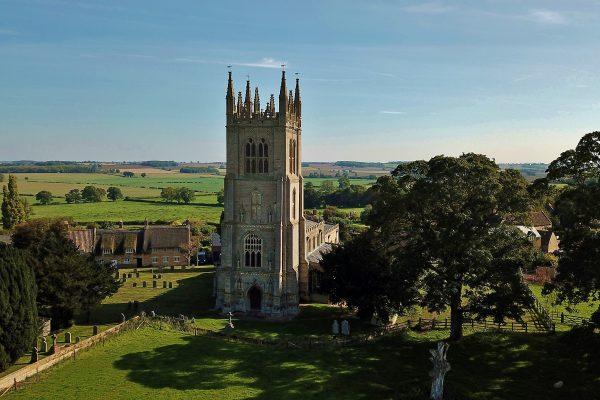 Titchmarsh Church