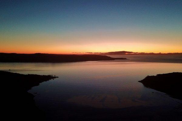 Solway Firth Sunrise