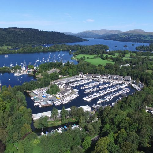 Windermere Marina Village and Regatta August 2016