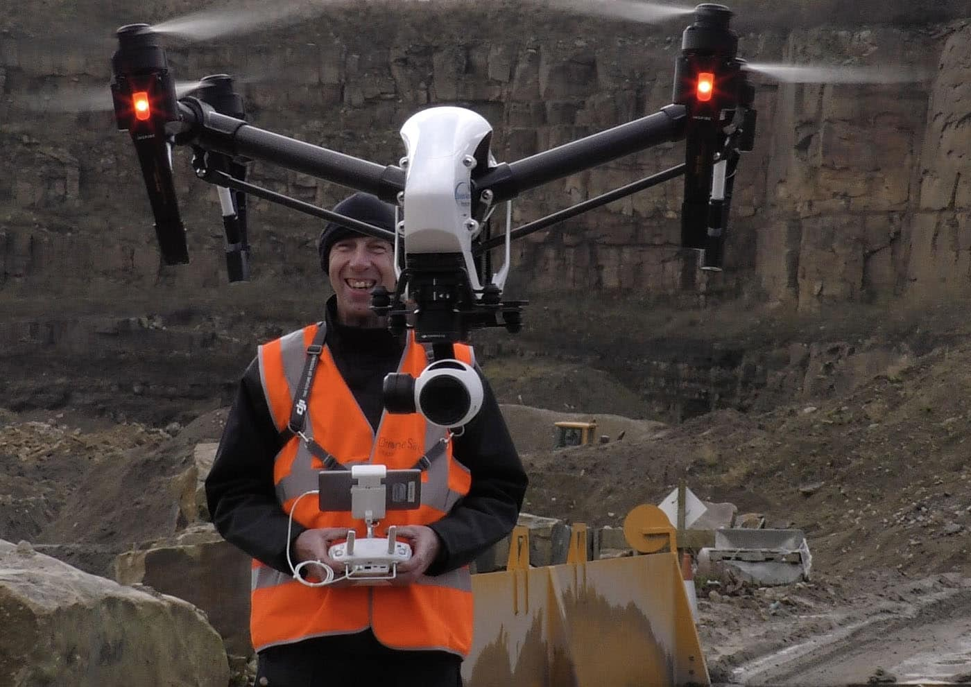 Who is Skylark Aerial Photography?