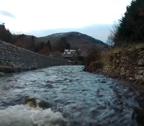 Glenridding Year On From Storm Desmond Dec 2015