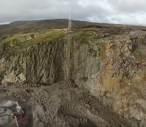 Quarry Shoot at Shap, Cumbria and Clitheroe, Lancashire