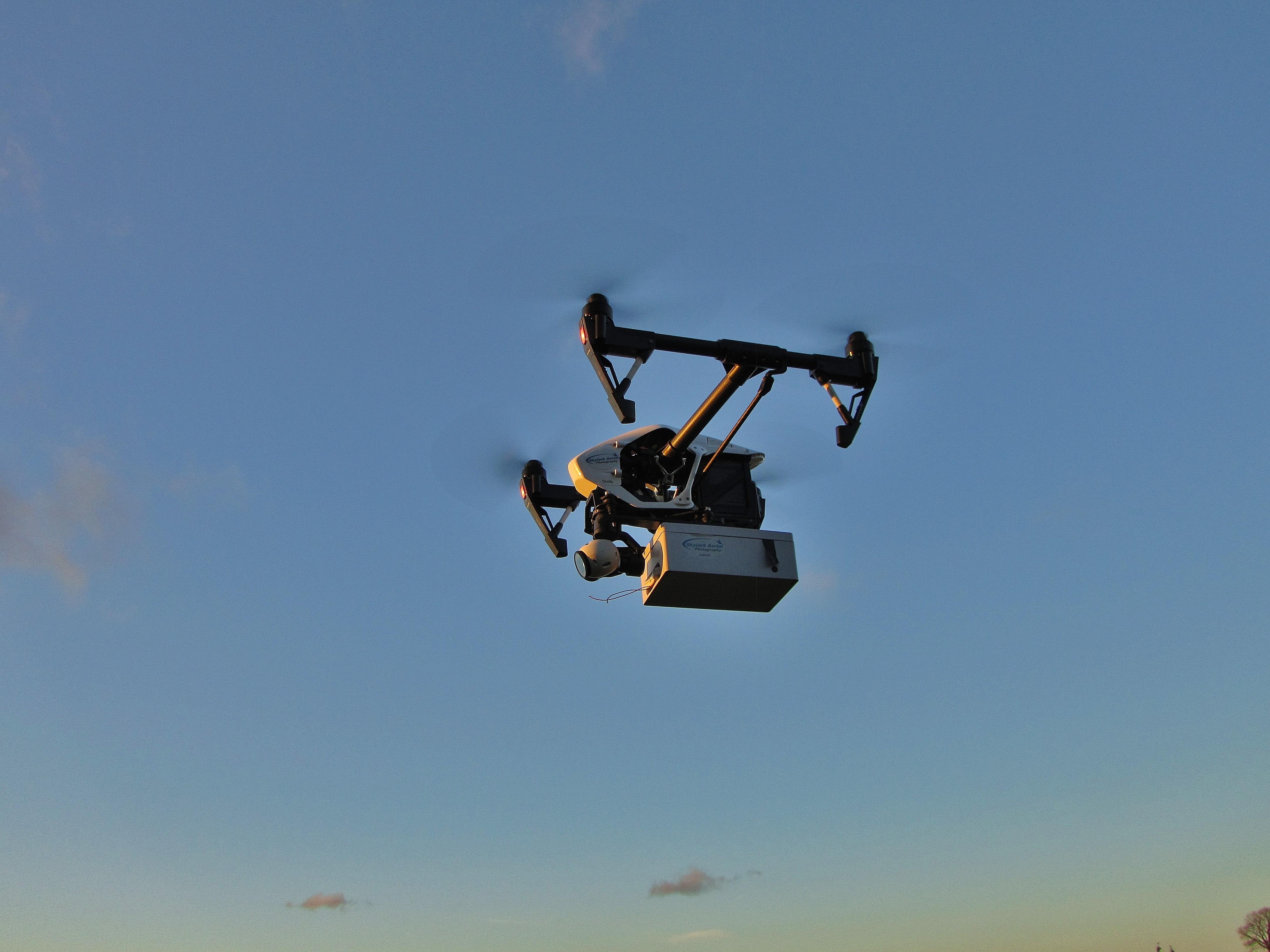 Locator Drone