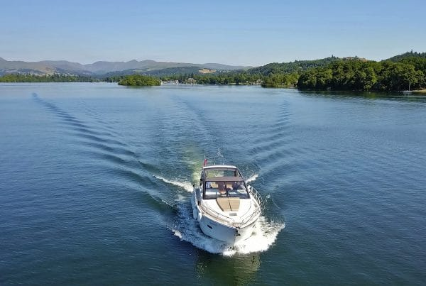 lake cruise shoot on windermere