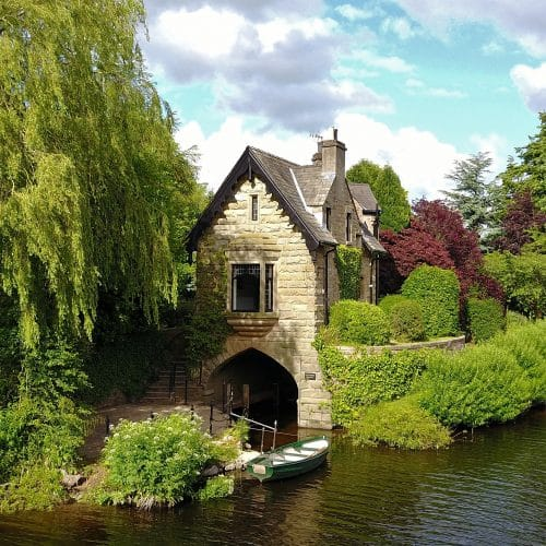 The Boat House, Halton, Lancs