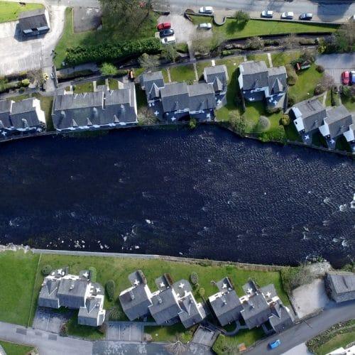 The Lakeland Village Aerial Promo