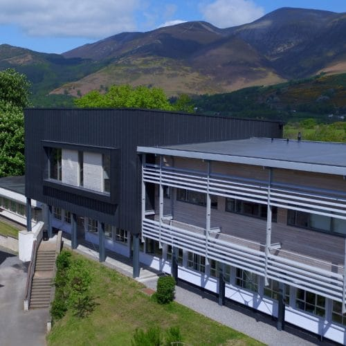 WK Design Architects New Drama Block For Keswick School