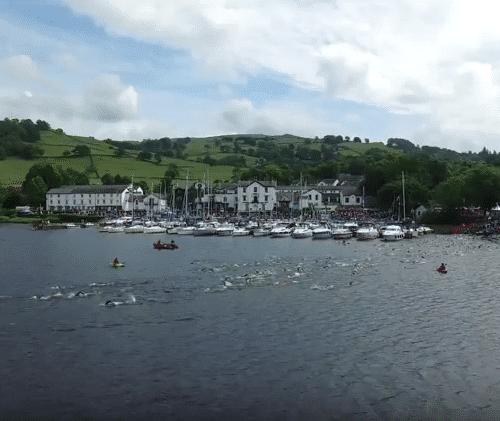 Great North Swim June 2016 Windermere