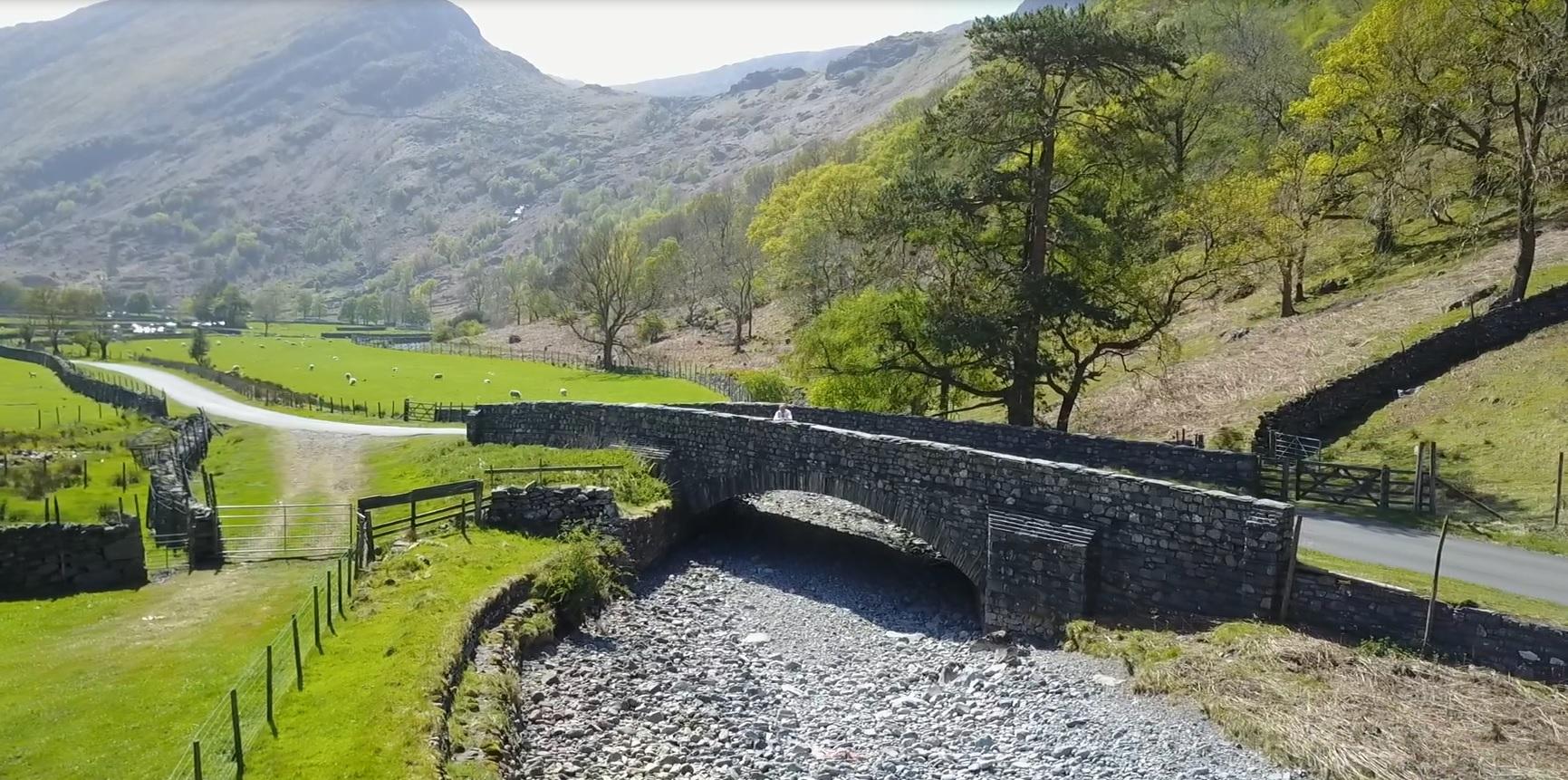 Lake District ITV Shoot
