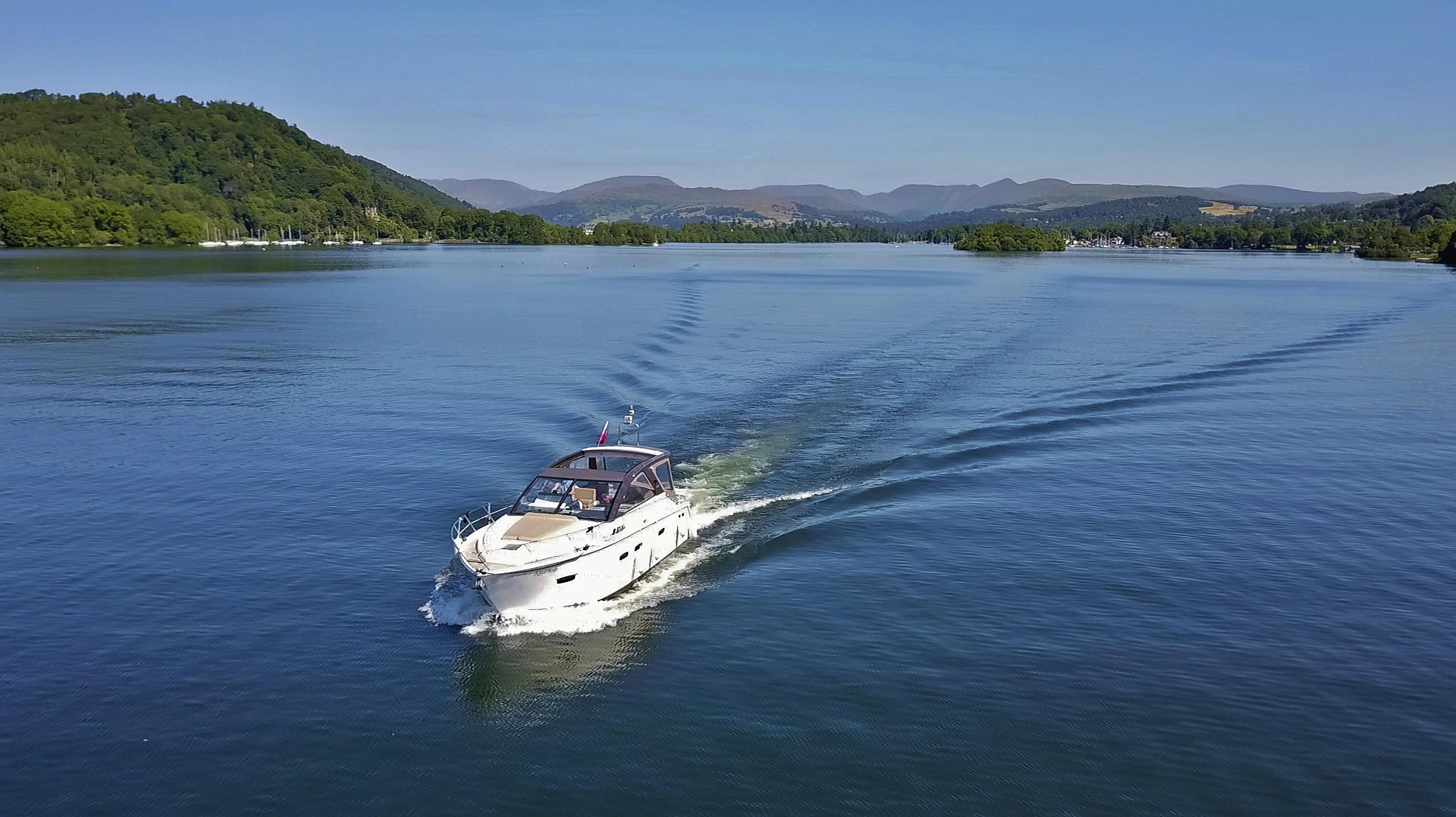 Lake Cruise Shoot