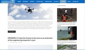 Most Read Commercial Drone Opinion Pieces