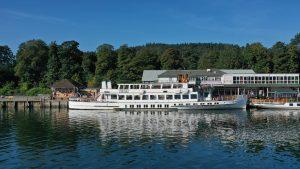 Windermere Lake Cruises Yellow Cruise
